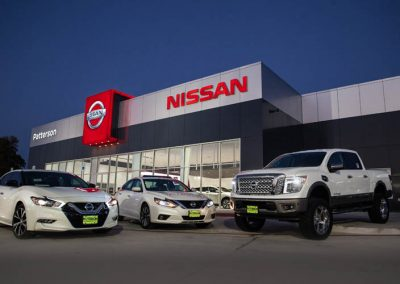 Patterson Nissan of Longview, TX