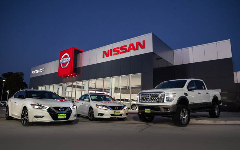 Patterson Nissan Glamour Shot 1